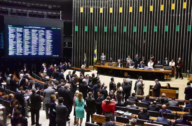 Congresso Nacional . Crédito: Arquivo