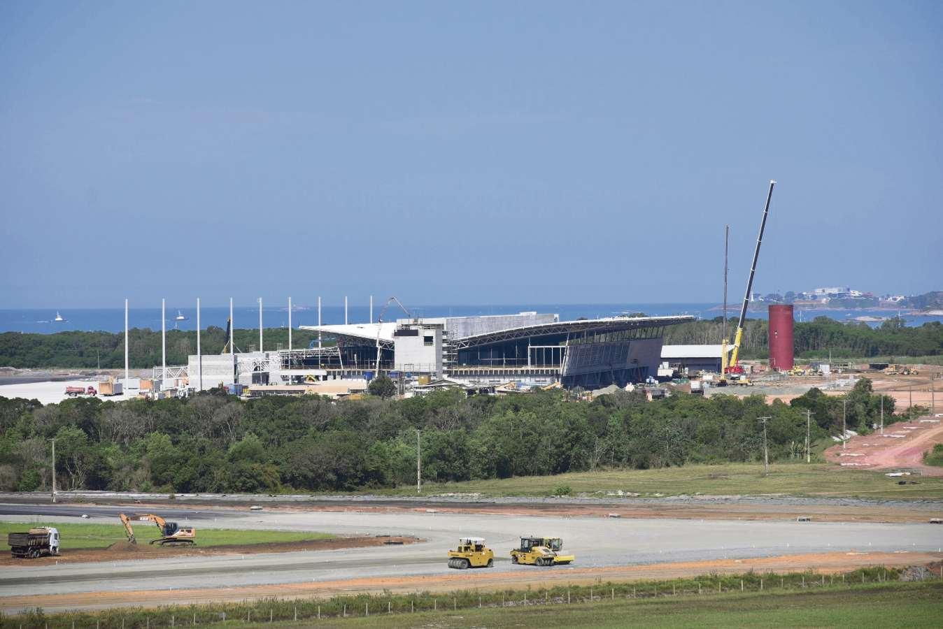 Aeroporto Vix : Governo estuda privatizar aeroporto de vitória economia gazeta