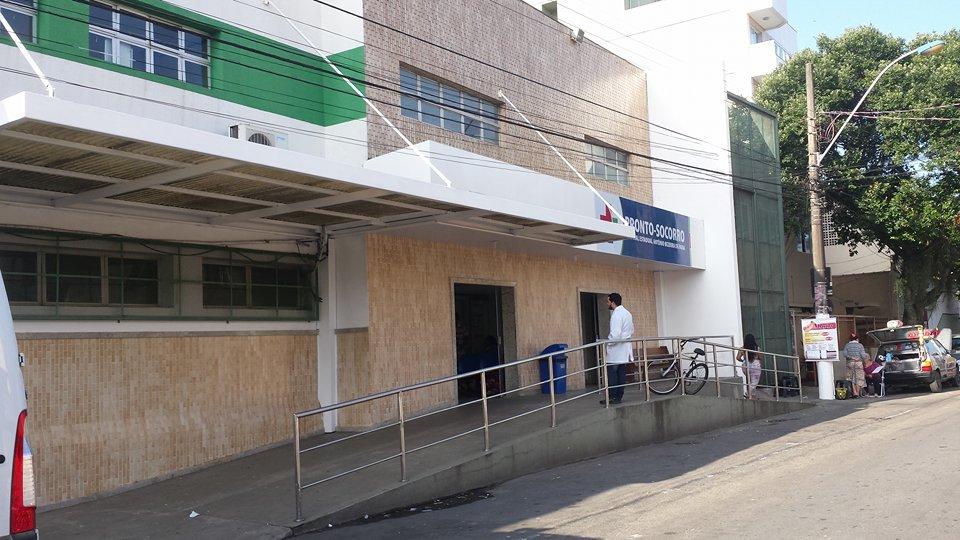 Hospital Antonio Bezerra de Faria, em Vila Velha, será terceirizado pelo Estado. Crédito: Patrícia Scalzer