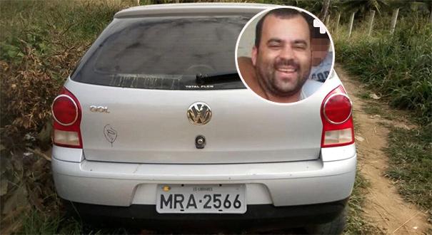 Veículo do caminhoneiro foi encontrado em uma mata do distrito de Bebedouro