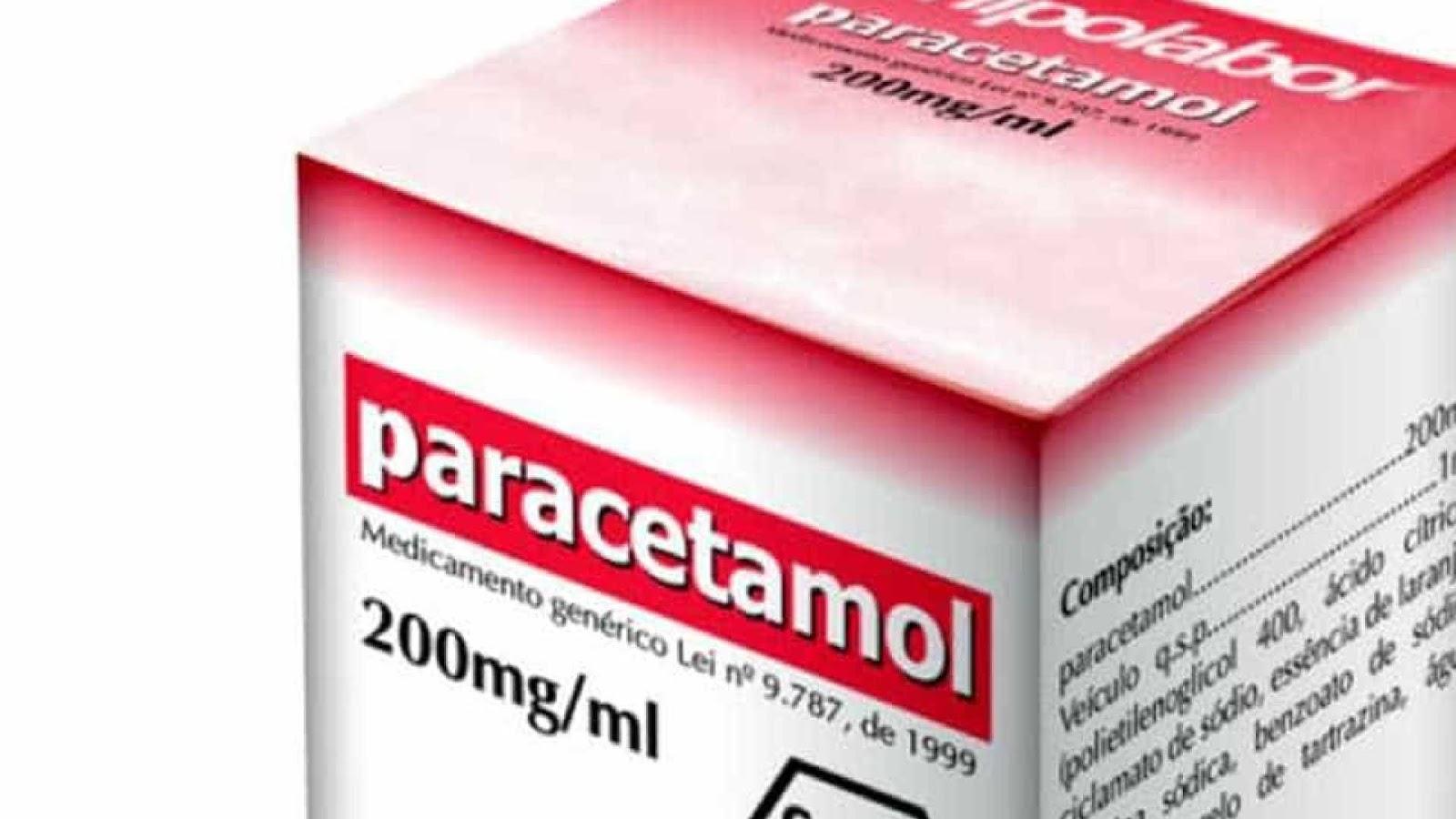 Resultado de imagem para Anvisa suspende lote de paracetamol