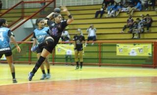O time feminino do Castro Alves