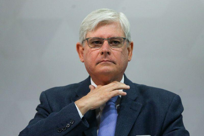 O ex-procurador-geral da República, Rodrigo Janot. Crédito: Marcelo Camargo/Agência Brasil