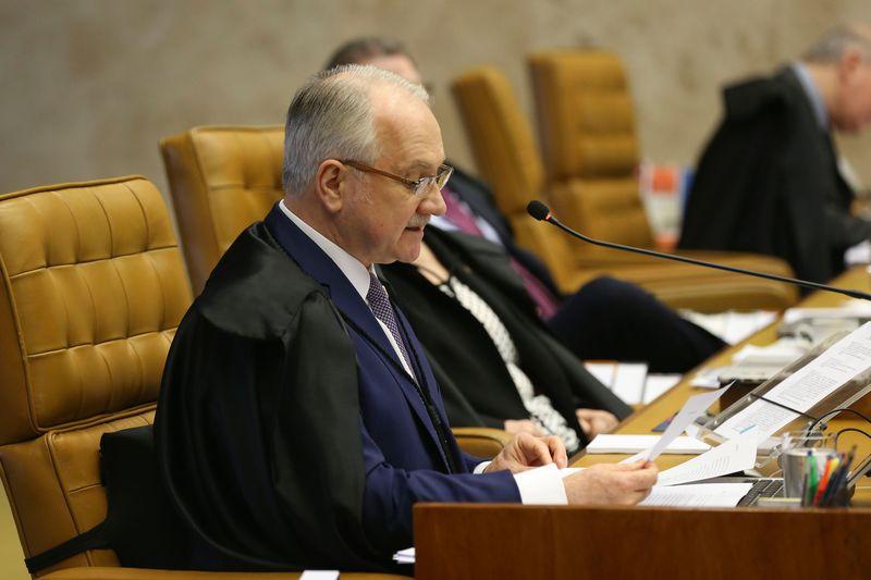 Brasília - O ministro Edson Fachin. Crédito: Valter Campanato/Agência Brasil