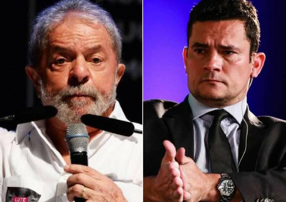 Moro nega pedido da defesa de Lula 15.02.2018 16:17