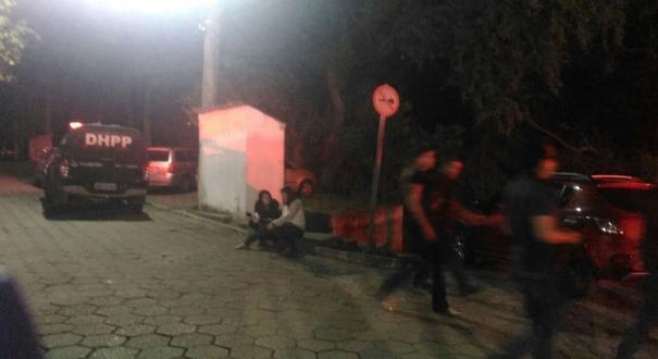 Médica é baleada no Hospital Universitário Cassiano Antonio de Moraes (Hucam)