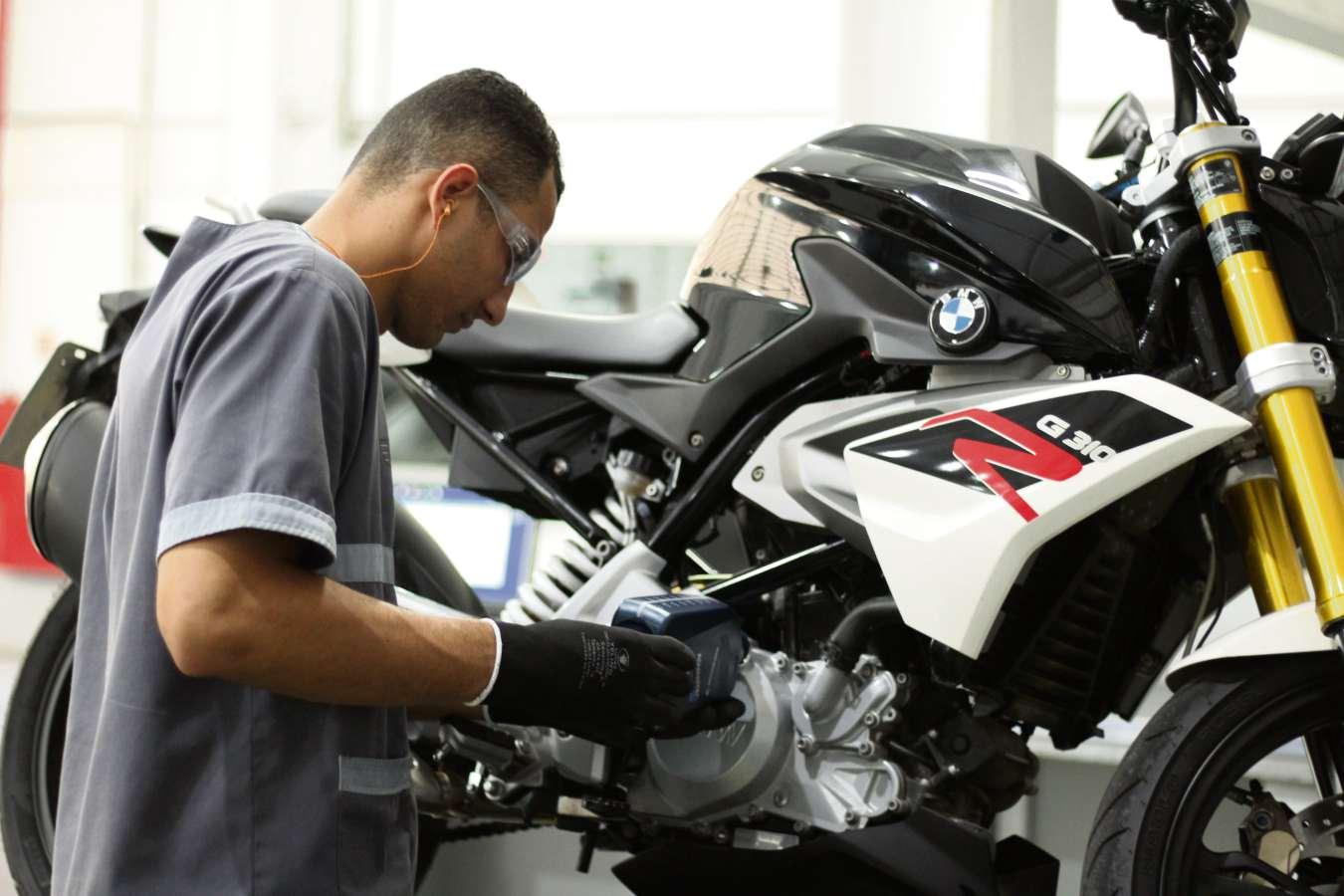 94f2834050f Você sabe quando é hora de fazer a revisão da moto  - Veículos - Gazeta  Online