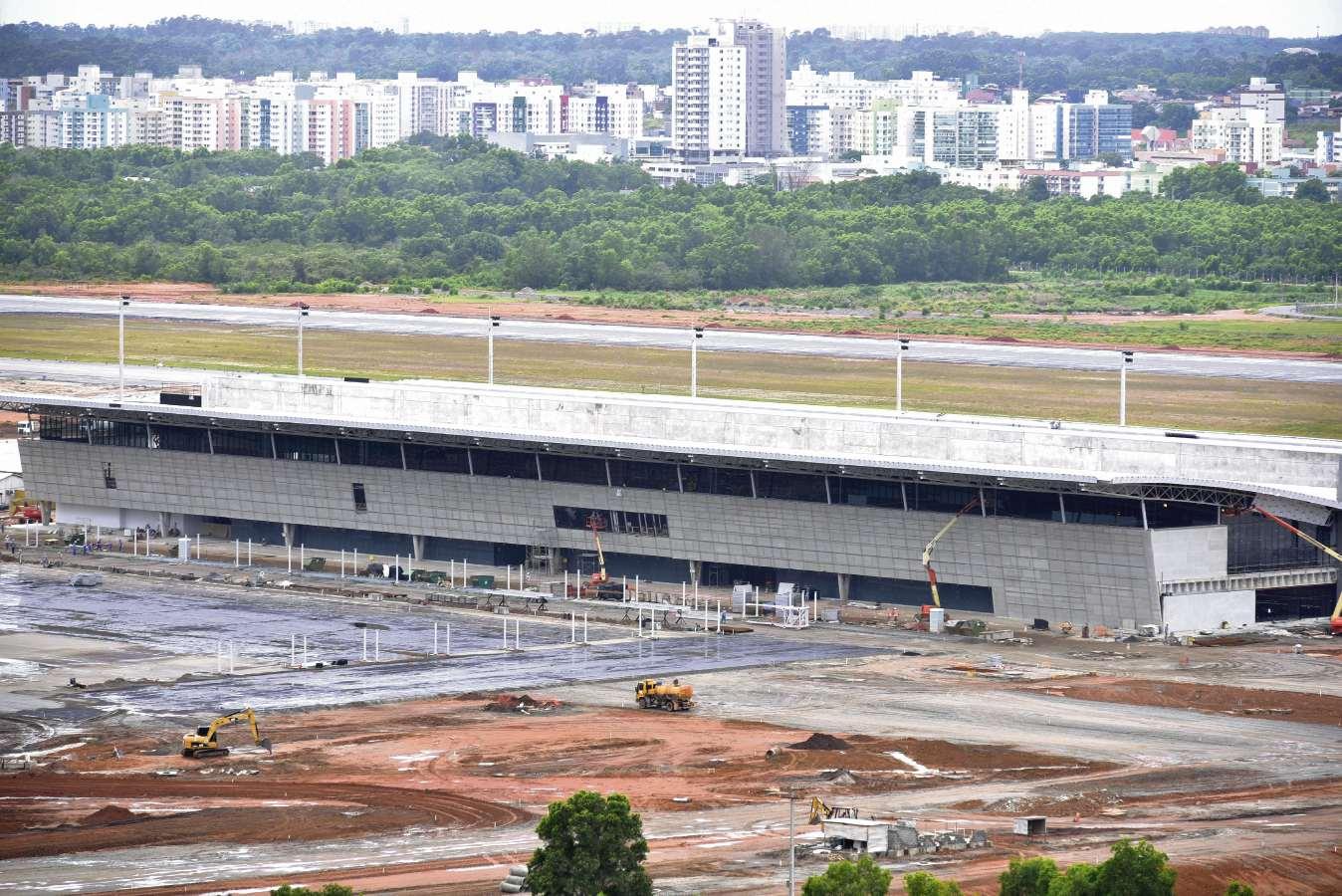 Aeroporto De Vitoria : Aeroporto de vitória mais caro e só no ano que vem