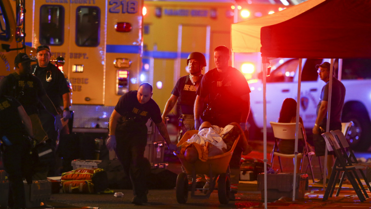 Massacre em Las Vegas foi ato de