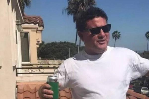 Jack Beaton morreu no massacre em Las Vegas