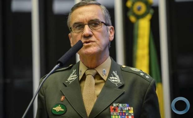 General Eduardo Villas Bôas, comandante do Exército, divulgou mensagem em rede social. Crédito: Reprodução