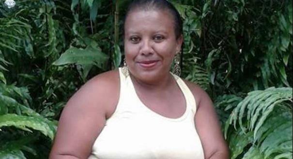 Deuseni da Conceição Nascimento morreu baleada no dia 16 de julho
