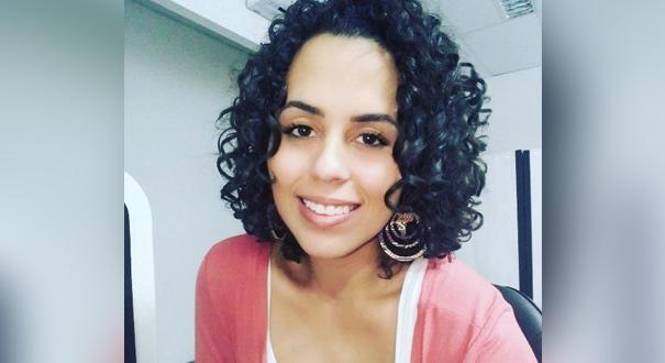 Gabriela Silva morreu no dia 24 de agosto, em Laranjeiras, na Serra. Crédito: Reprodução/Facebook