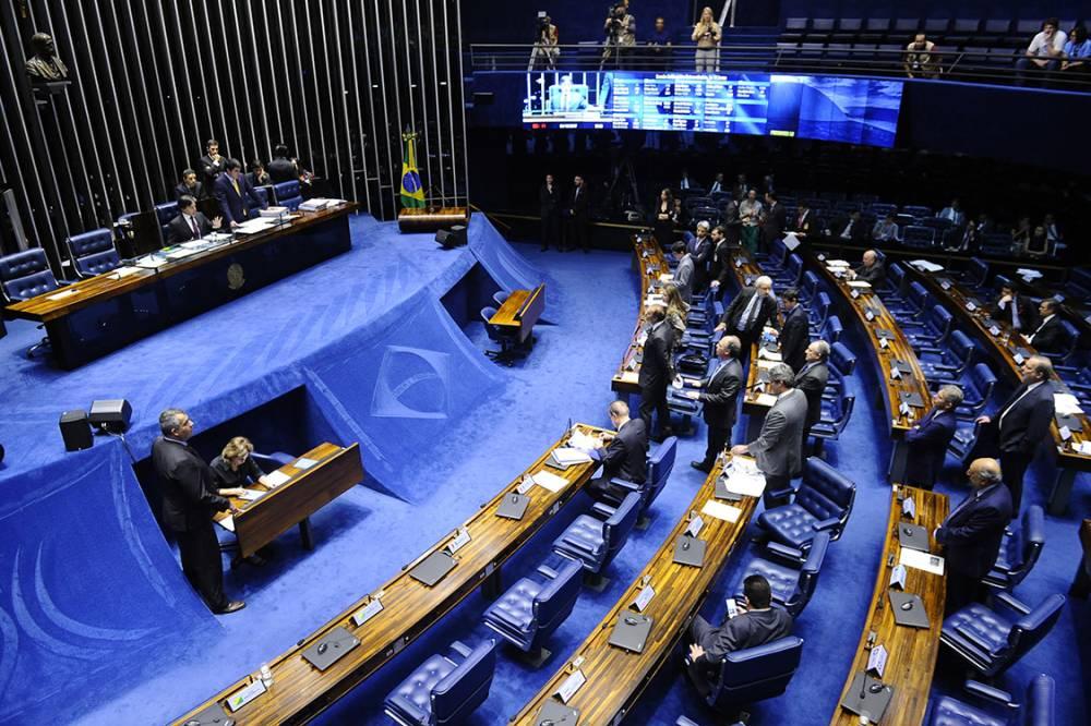 Plenário do Senado Federal. Crédito: Marcos Oliveira | Agência Senado