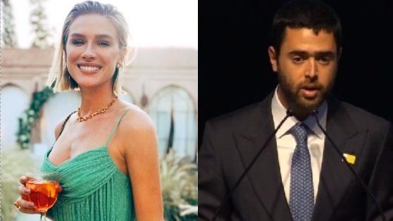 Fiorella Mattheis está namorando herdeiro da Globo