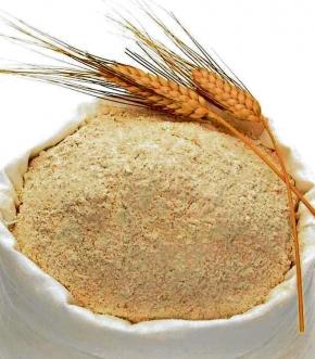 Farinha de trigo branca