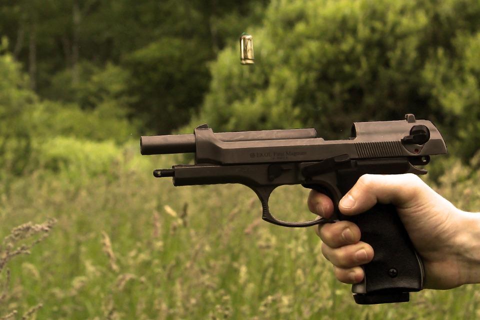 Porte de arma diverge opiniões . Crédito: Pixabay