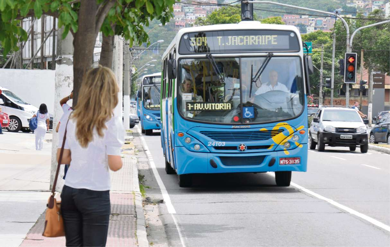 Circulação do Transcol pode ser prejudicada por conta da greve dos caminhoneiros. Crédito: Fernando Madeira