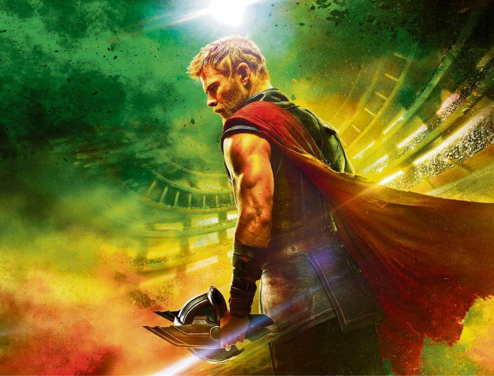 Ragnarok vão ganhar destaque no futuro da Marvel — Personagens de Thor