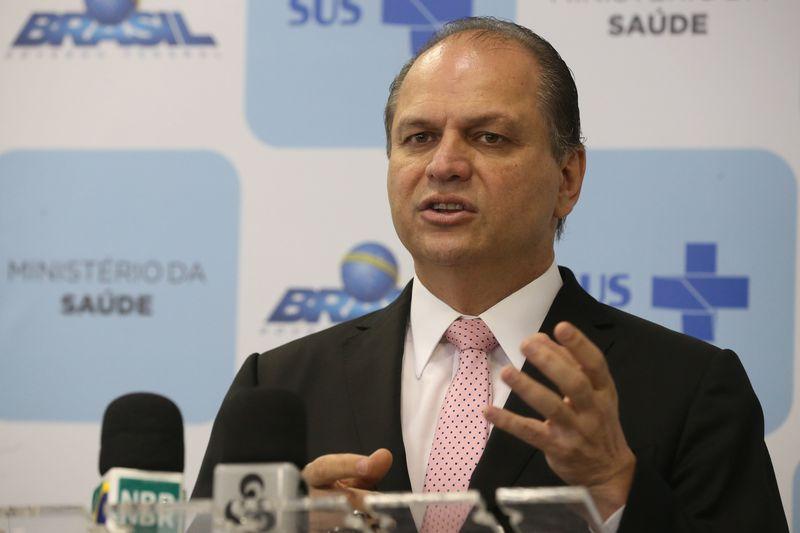 Resultado de imagem para MINISTRO DA SAÚDE, RICARDO BARROS LIBERA MEIO BILHÃO DE REAIS PARA ALIADOS DO GOVERNO