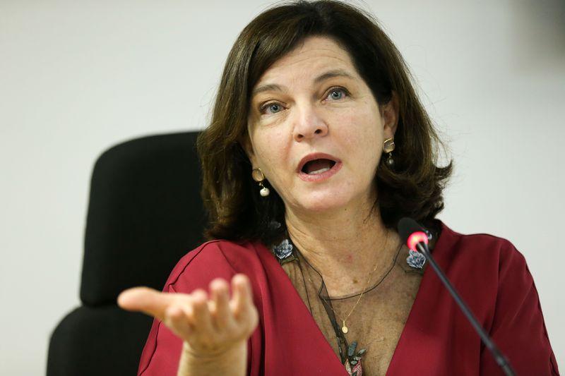Raquel Dodge fica na Procuradoria-geral da República até o dia 17 de setembro. Crédito: Marcelo Camargo/Agência Brasil