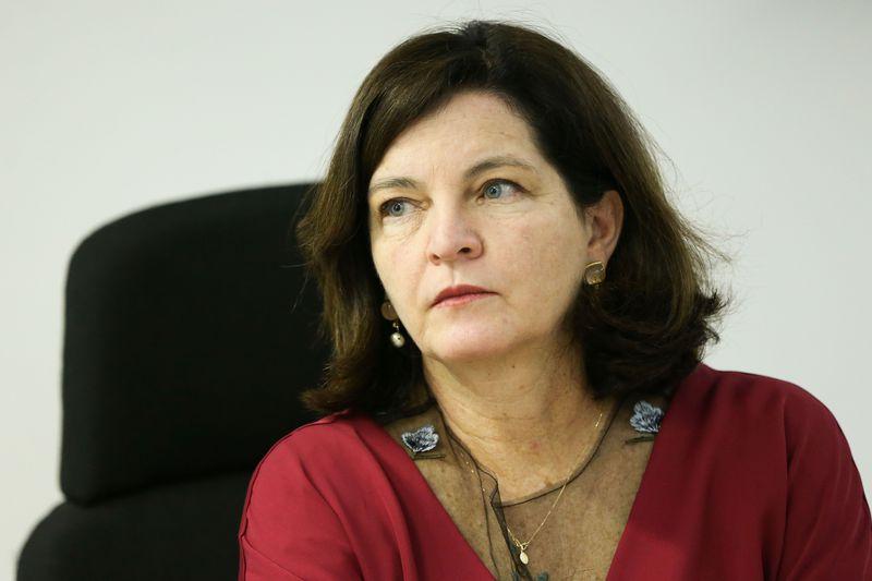 Raquel Dodge, procuradora-geral da República. Crédito: Marcelo Camargo/Agência Brasil