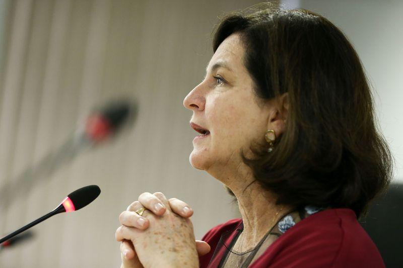 A procuradora-geral da República, Raquel Dodge. Crédito: Marcelo Camargo/Agência Brasil
