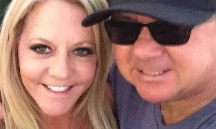 Casal sobrevivente de massacre em Las Vegas morre em acidente de carro . Crédito: Reprodução/Facebook