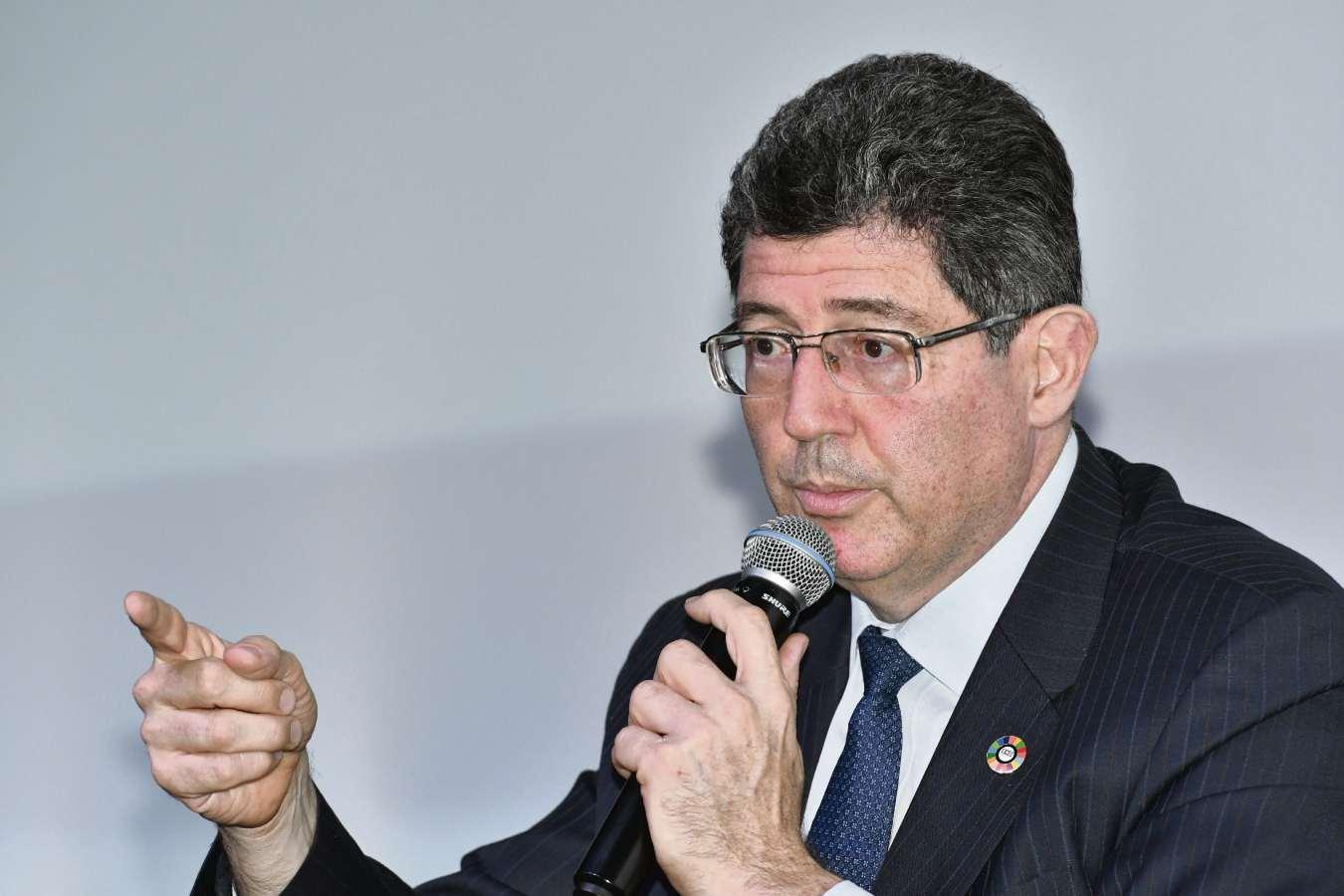 O presidente do Banco Nacional do Desenvolvimento Econômico e Social (BNDES), Joaquim Levy. Crédito: Edson Chagas