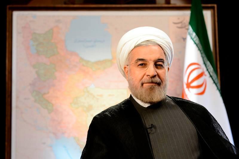 Hassan Rouhani. Crédito: Reprodução/Facebook