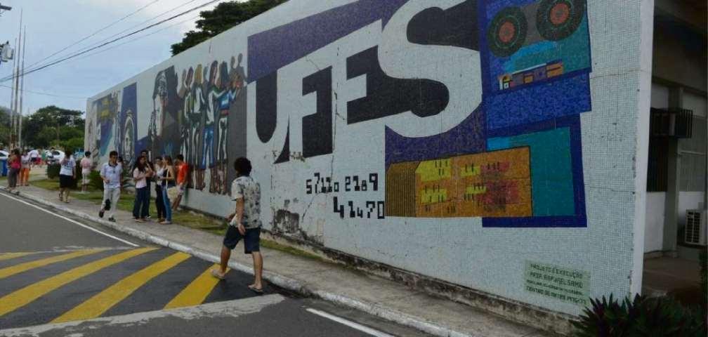 Oito cursos da Universidade Federal do Espírito Santo (Ufes) tiveram nota abaixo do esperado no Enade. Crédito: Ricardo Medeiros | Arquivo