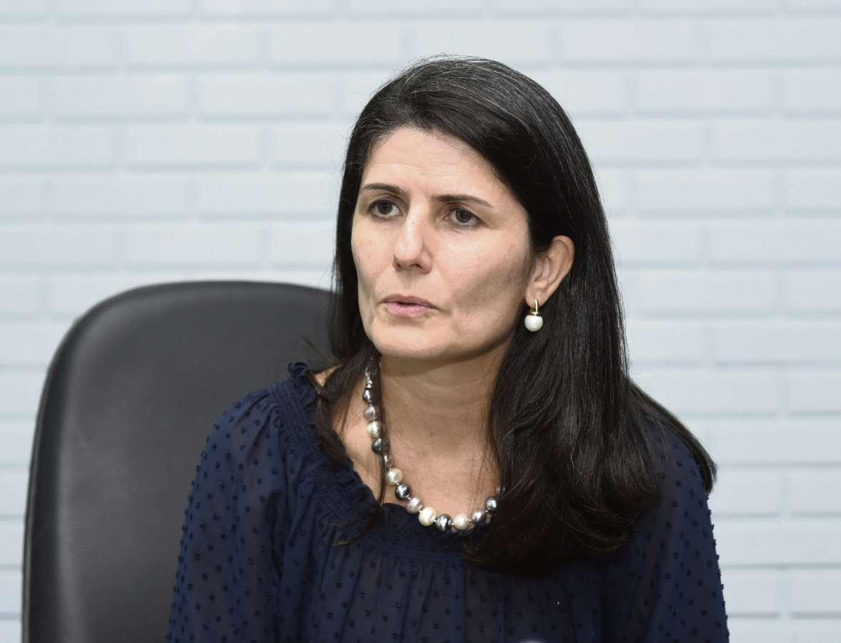 A economista Zeina Latif. Crédito: Vitor Jubini