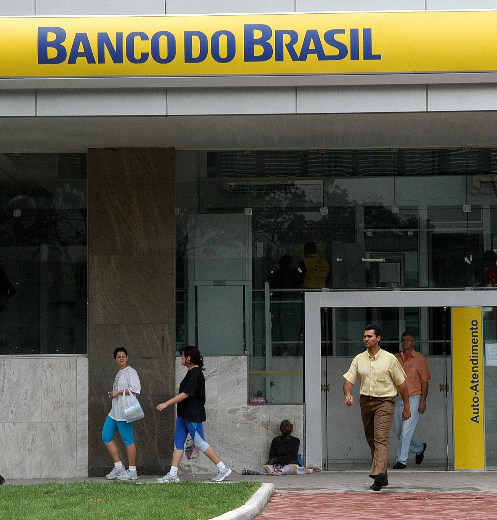O Banco do Brasil anunciou nesta sexta-feira, 26, a renúncia de Paulo Roberto Caffarelli do comando da instituição. Crédito: Gildo Loyola/Arquivo