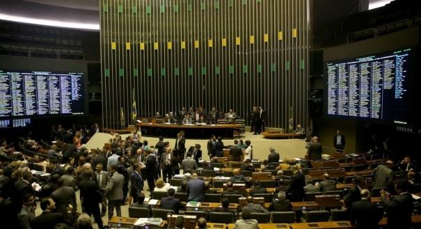 Brasília - Plenário da Câmara dos Deputados