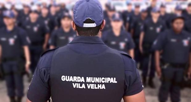 Guarda Municipal de Vila Velha. Crédito: Divulgação
