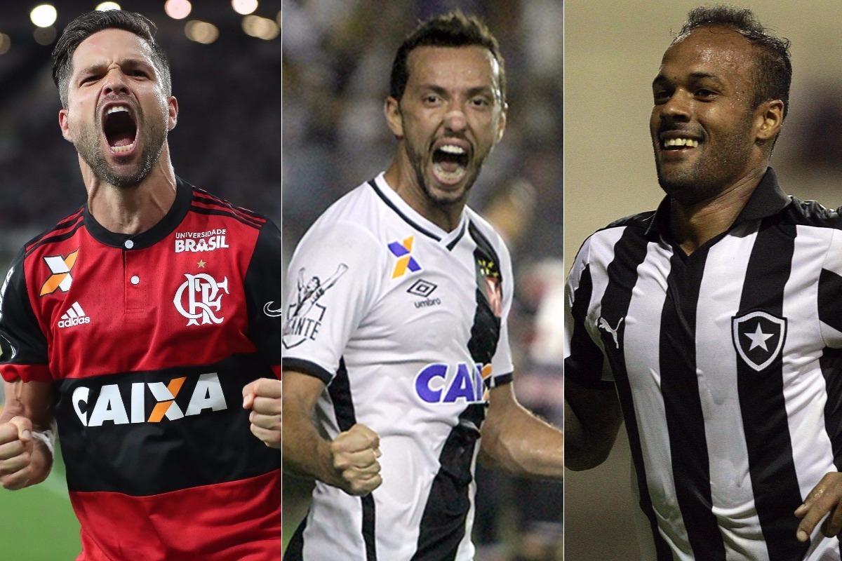Flamengo e Vasco se classificam, mas Botafogo fica fora da Libertadores