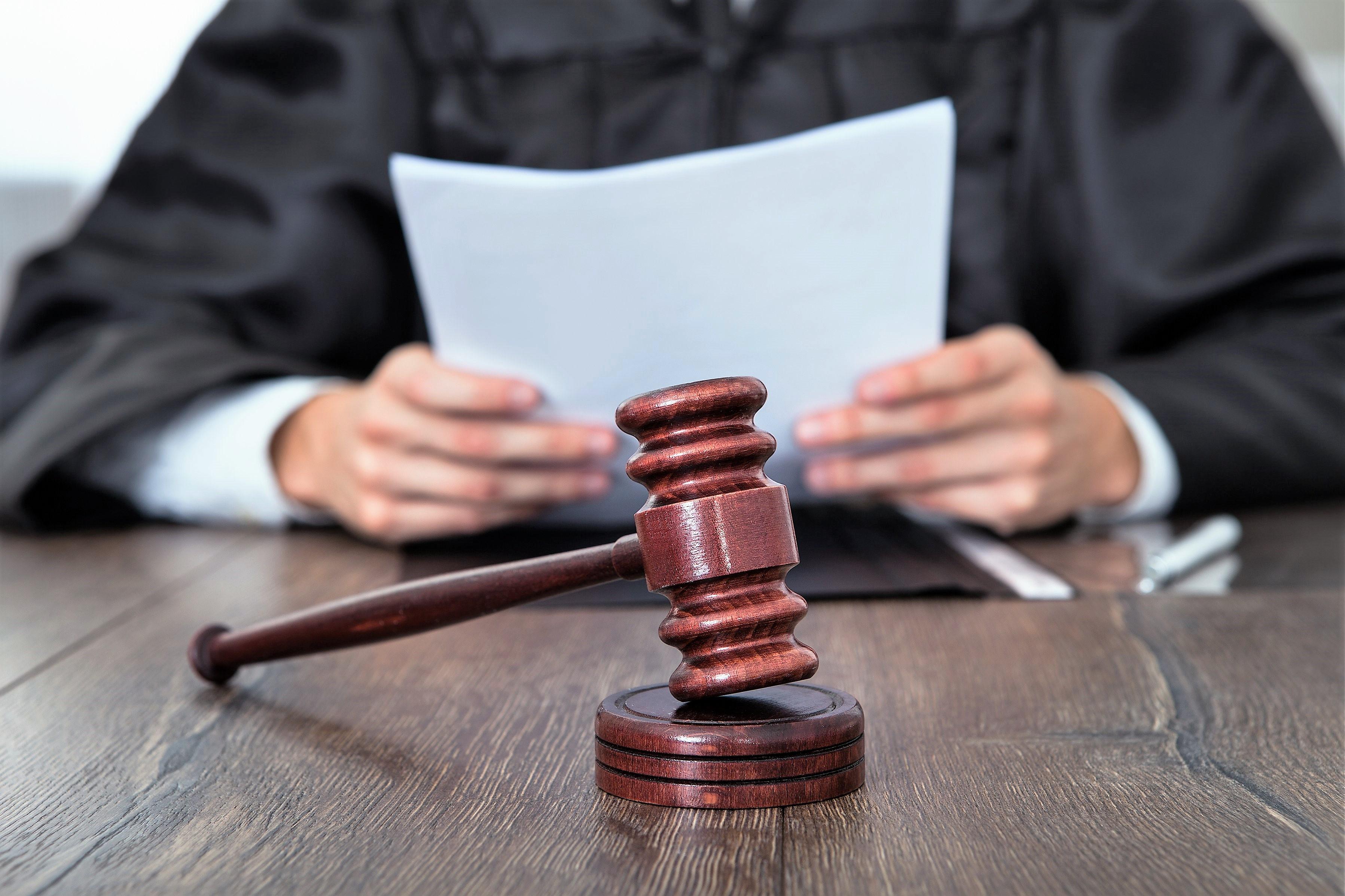 Justiça, Juiz, Tribunal. Crédito: Reprodução