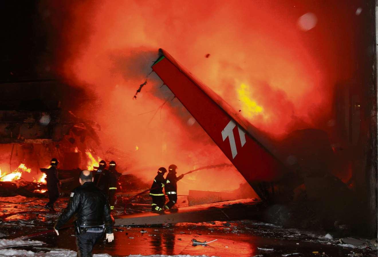 Airbus vai indenizar famílias de vítimas de voo da TAM