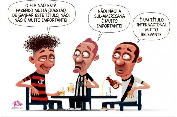 Charge do Amarildo - 13/12/2017