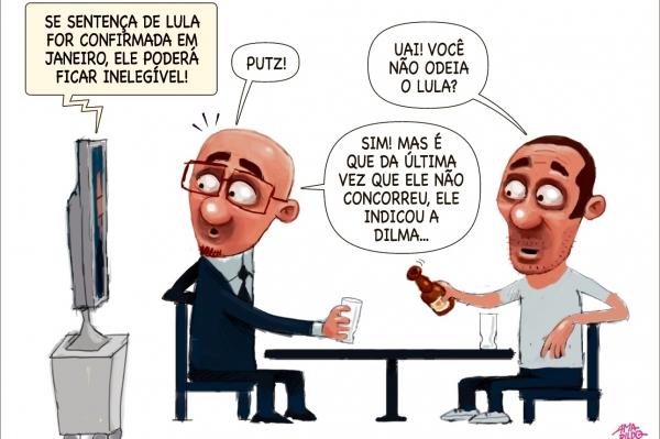 Charge do Amarildo - 14/12/2017
