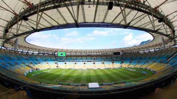 Maracanã. Crédito: Gilvan de Souza | Flamengo