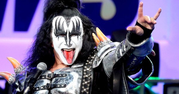 Resultado de imagem para kiss banda de rock