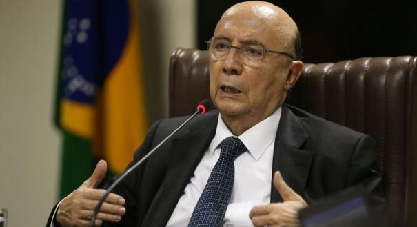 Brasília - Ministro da Fazenda Henrique Meirelles