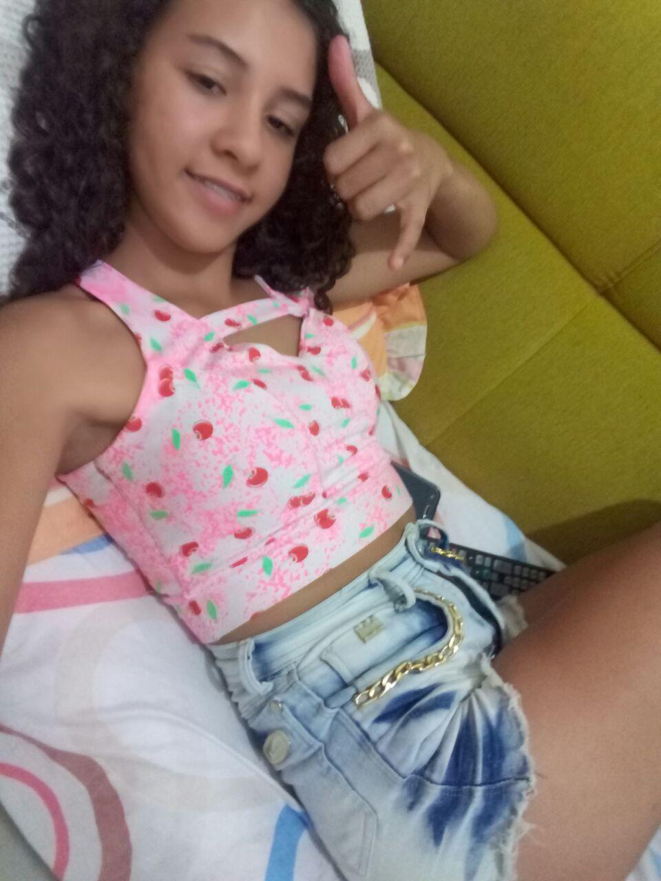 Menina de 12 anos desaparece em Vila Velha. Crédito: Divulgação