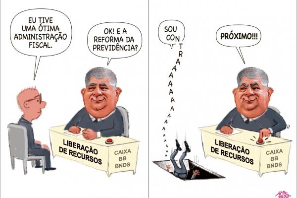 Charge do Amarildo - 28/12/2017