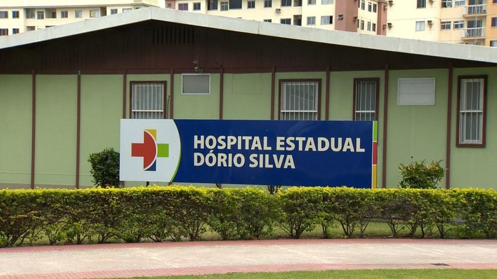 Dois pacientes intoxicados foram levados para hospital na Serra. Crédito: Oliveira Alves / TV Gazeta