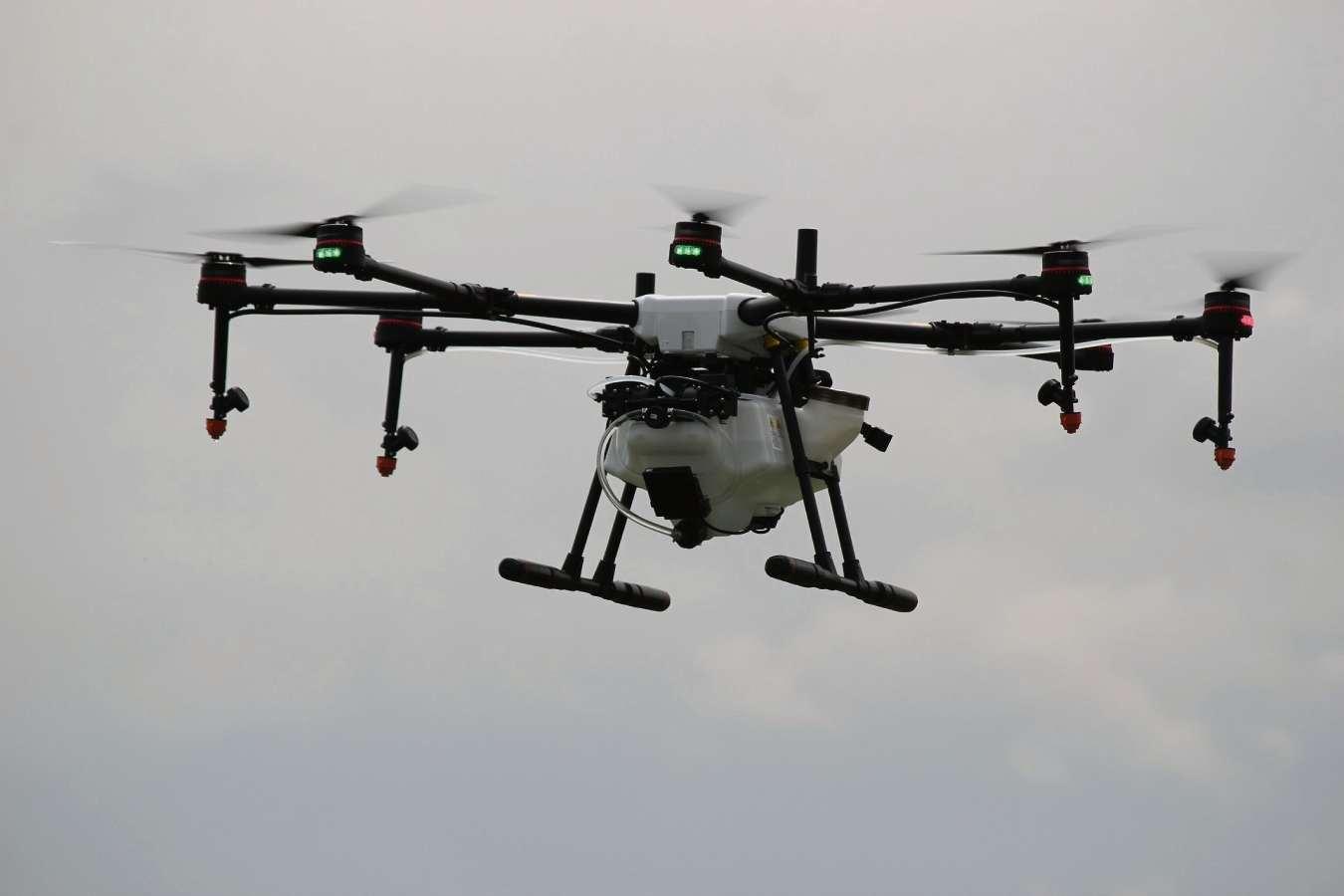 Uso de drones em filmagens e fotografias é aposta para este ano      . Crédito: Pixabay