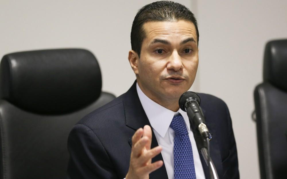 Marcos Pereira, vice-presidente da Câmara. Crédito: Fabio Rodrigues Pozzebom | Agência Brasil