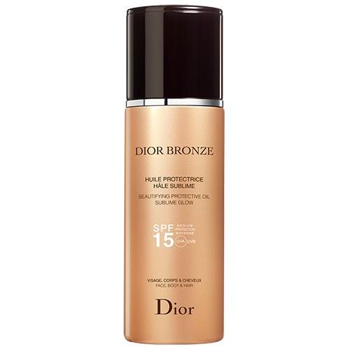 Spray Dior bronze. Crédito: Reprodução/Sephora