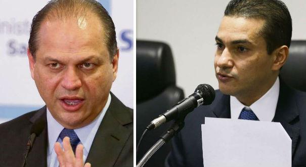 Ricardo Barros e Marcos Pereira pretendem disputar a eleição para a Câmara dos Deputados e estão de saída do governo federal. Crédito: Fabio Rodrigues Pozzebom/Agência Brasil